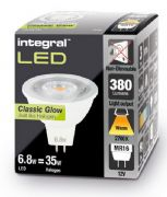 MR16 LED Bulb | 12V Halogen 35- 50W Replacement | INTEGRAL